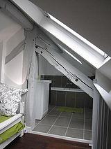 雙層公寓 巴黎5区 - 浴室