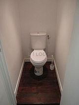 雙層公寓 巴黎5区 - 廁所