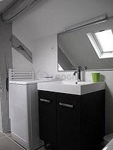 Duplex Paris 5° - Salle de bain
