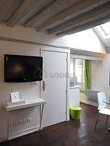 Duplex Paris 5° - Séjour
