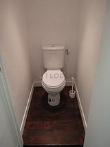 Duplex Paris 5° - WC