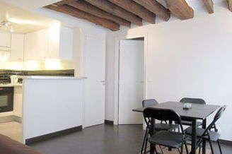 Appartement 1 chambre Paris 1°