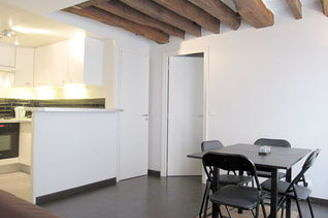 Appartement 1 chambre Paris 1°