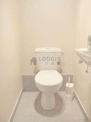 Appartement Paris 1° - WC