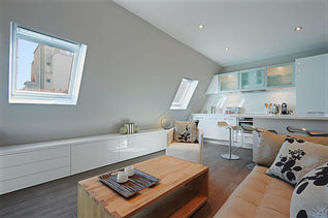 Ternes – Péreire Paris 17° 1 quarto Apartamento
