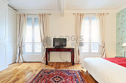Appartement Paris 7° - Chambre