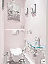 Wohnung Paris 7° - WC 2
