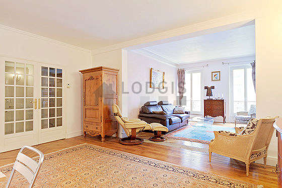 Wohnung Paris 7°   Wohnzimmer