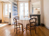 Apartamento Haut de seine Nord - Sala de jantar