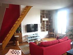 duplex Parigi 10° - Soggiorno