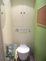 duplex Parigi 10° - WC