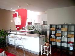 Dúplex Paris 10° - Cozinha