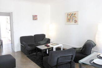 Batignolles Paris 17° 2 bedroom Apartment