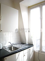 Apartment Paris 14° - Kitchen