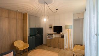 Квартира Rue Tiquetonne Париж 2°