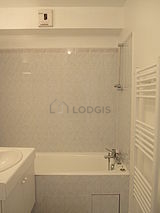 Appartement Paris 19° - Salle de bain