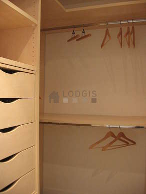 Appartement Paris 11° - Dressing