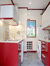 公寓 巴黎12区 - 厨房