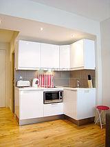 アパルトマン パリ 3区 - キッチン