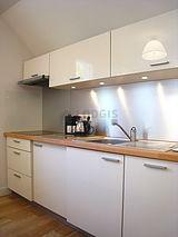 頂樓公寓 巴黎5区 - 廚房