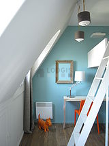 Wohnung Paris 13° - Alkoven