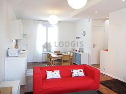 Duplex Haut de seine Nord - Living room