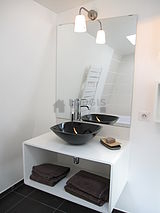 duplex Haut de Seine Nord - Sala da bagno