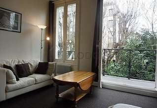 Appartement meublé 1 chambre Saint-Cloud