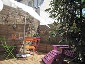 Apartamento París 7° - Terraza