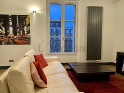 Apartment Paris 13° - Living room