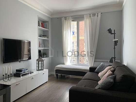 Appartement Paris 15°   Séjour Photo