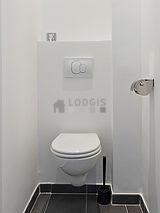 Квартира Париж 5° - Туалет 2