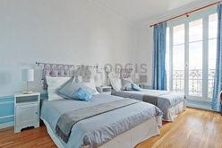 Appartement Paris 5° - Chambre