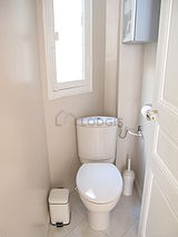 アパルトマン パリ 4区 - トイレ