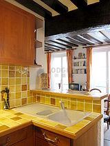 Apartamento Paris 1° - Cozinha
