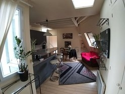 Apartment Paris 8° - Living room