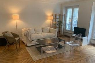 Apartamento Rue Manuel París 9°