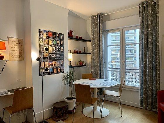 Location appartement 1 chambre paris 12 rue du sergent bauchat meubl 30 m bel air picpus - Location appartement paris meuble ...