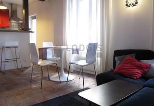 Appartement Rue Mouffetard Paris 5°