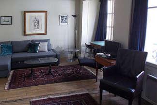 Rue du Bac – Musée d'Orsay Париж 7° 1 спальня Квартира
