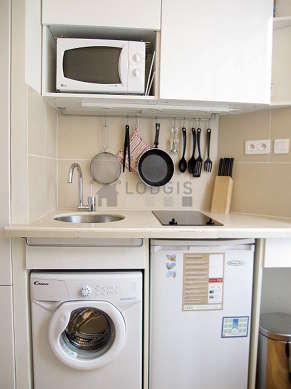 Appartement Paris 15° - Cuisine