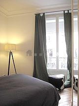 Appartement Paris 10° - Alcove