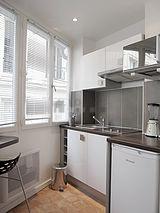 公寓 巴黎1区 - 厨房