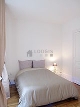 Apartamento París 15° - Dormitorio