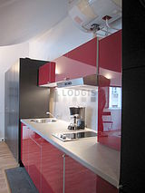 Appartement Paris 6° - Cuisine