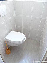 Appartement Paris 15° - WC
