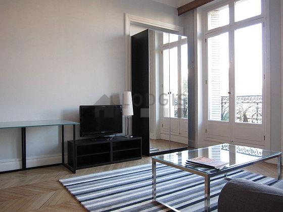 Location studio avec concierge paris 8 rue du faubourg saint honor meubl 33 m monceau - Recherche studio meuble paris ...