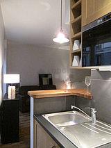 Appartement Paris 5° - Cuisine