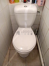 公寓 巴黎20区 - 廁所