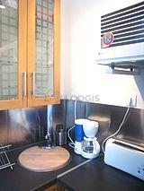 Apartment Paris 13° - Kitchen